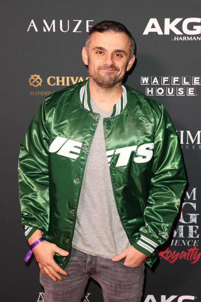 Gary Vaynerchuk attends The Maxim Big Game Experience (Photo by Joe Scarnici/Getty Images for Maxim)