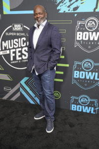 Emmitt Smith @ Bud SB Music Fest Thursday Night (Josh Bridgett/Forever Clear Media LLC)