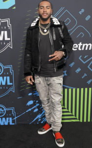 Desean Jackson @ Bud SB Music Fest Thursday Night (Josh Bridgett/Forever Clear Media LLC)