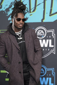 Melvin Gordon @ Bud SB Music Fest Thursday Night (Josh Bridgett/Forever Clear Media LLC)