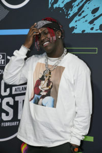 Lil Yachty @ Bud SB Music Fest Thursday Night (Josh Bridgett/Forever Clear Media LLC)