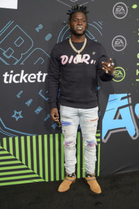 Antonio Brown @ Bud SB Music Fest Thursday Night (Josh Bridgett/Forever Clear Media LLC)