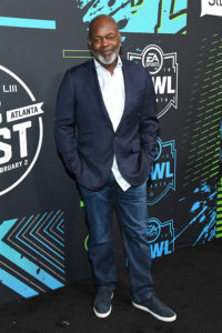 Emmitt Smith @ Bud Light SB Music Fest Thursday Night(Photo by Kevin Mazur/Getty Images)