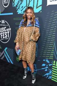 Marlo Hampton @ Bud Light SB Music Fest Thursday Night(Photo by Kevin Mazur/Getty Images)