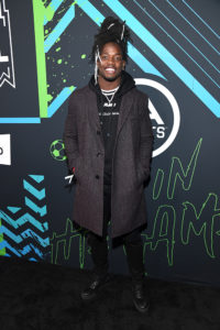 Melvin Gordon @ Bud Light SB Music Fest Thursday Night(Photo by Kevin Mazur/Getty Images)