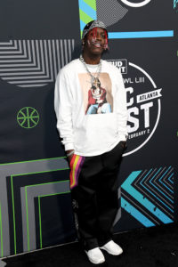 Lil Yachty @ Bud Light SB Music Fest Thursday Night(Photo by Kevin Mazur/Getty Images)