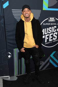 Terrence J @ Bud Light SB Music Fest Thursday Night(Photo by Kevin Mazur/Getty Images)
