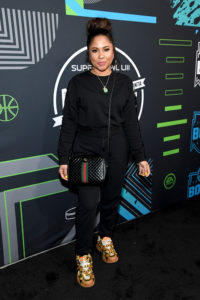 Angela Yee @ Bud Light SB Music Fest Thursday Night(Photo by Kevin Mazur/Getty Images)