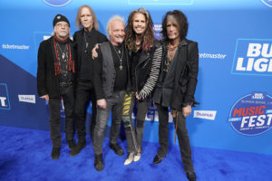 Aerosmith @ Bud SB Music Fest Thursday Night (Josh Bridgett/Forever Clear Media LLC)